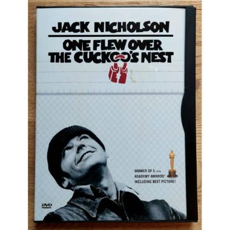 One Flew Over The Cuckoos Nest - DVD