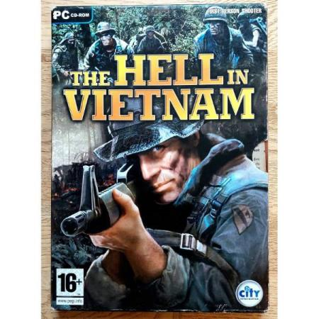 The Hell In Vietnam (City Interactive) - PC
