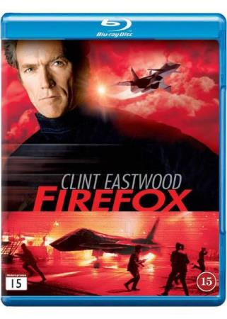 FIREFOX (1982) (CLINT EASTWOOD) (ACTION) (BLU-RAY)