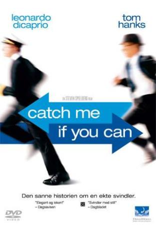 CATCH ME IF YOU CAN (2002) (COMEDY) (DVD)