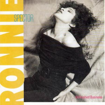 Ronnie Spector - Unfinished Business - CD
