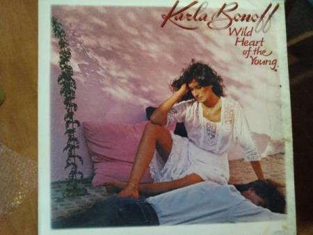 Karla bonoff. Wild heart of the young. 1982.