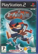 I-Ninja PS2 Playstation 2