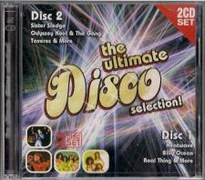 The Ultimate Disco Selection ( 2 CD ) Billy Ocean Heatwave