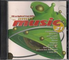 Absolute Music 21 (1997) Spice Girls Eternal Robert Miles