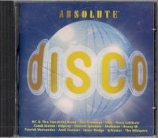 Absolute Disco CD 1998 Boney M Village People The Trammps