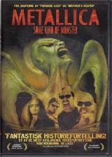 Metallica : Some Kind Of Monster DVD (2DVD) Norsk cover