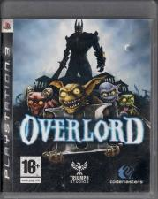 Overlord PS3 Playstation 3