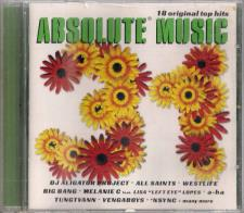 Absolute Music 31 CD 2000 Dj Aligator Vengaboys Tungtvann