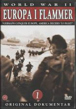 World War II - Europa i flammer - Nr. 1 DVD