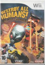 Destroy All Humans: Big Willy Unleashed NINTENDO WII