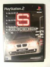 Driving Emotion Type-S (PS2 - EX+)