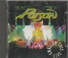 Poison - Swallow This Live CD 1991