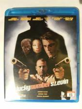 Lucky Number Sevin - bluray (M)