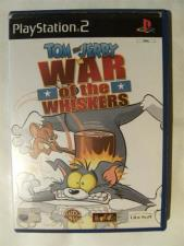 Tom And Jerry: War of the Whiskers (PS2 - EX-)