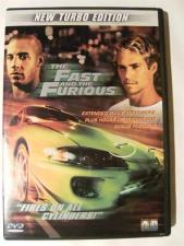 The Fast And The Furious (EX+)