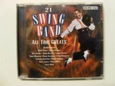 21 Swing Band All Time Greats (M)