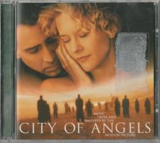 City Of Angels CD Soundtrack Filmmusikk U2 Jimi Hendrix