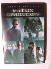 Matrix Revolutions 2-DVD (EX)