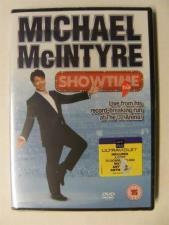Michael McIntyre: Showtime (Ny)