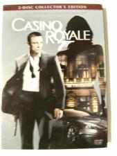James Bond: Casino Royale 2-DVD (EX)