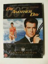 James Bond: Die Another Day 2-DVD (Ny)