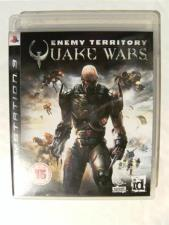 Quake Wars: Enemy Territory (PS3 - EX+)