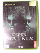 Enter The Matrix (Xbox - EX)