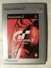 Gran Turismo 3 A-Spec (PS2 - EX)