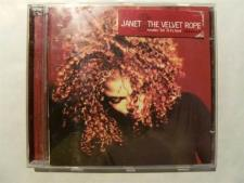 Janet - The Velvet Rope (EX)