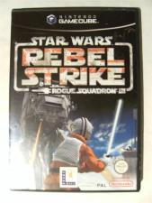Star Wars Rebel Strike: Rogue Squadron III (Gamecube - EX)