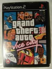 Grand Theft Auto: Vice City (PS2 - EX)