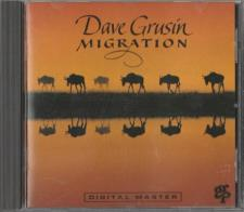 Dave Grusin - Migration CD 1989 Jazz