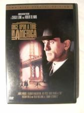 Once Upon A Time In America 2-DVD (EX+)