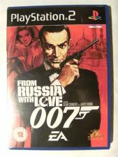 007 From Russia With Love (PS2 - EX)
