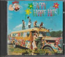 Happy Hippie Hits CD Van Morrison Jimi Hendrix Billy Stewart