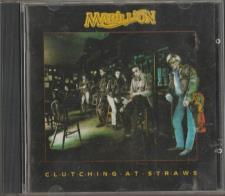 Marillion - Clutching At Straws CD 1987