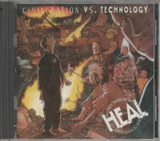 H.E.A.L. - Civilzation vs. Technology CD 1991