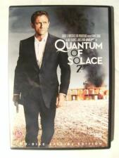 James Bond: Quantum of Solace 2-DVD (M)