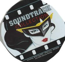 Soundtrack Collection CD Bodyguard Dracula Batman Aladin