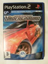Need For Speed: Underground (PS2 - EX)