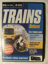 Trains Deluxe (PC - EX+)