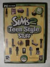 The Sims 2: Teen Style Stuff (PC - M)