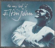 The Very Best Of ELTON JOHN 2CD 1990