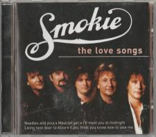 Smokie - The Love Songs CD 2001
