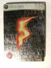 Resident Evil 5 Steelbox Edition (Xbox360 - EX)