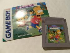 Bart Simpson: Escape From Camp Deadly (Gameboy)
