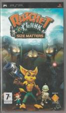 Playstation PSP: Ratchet & Clank: Size Matters