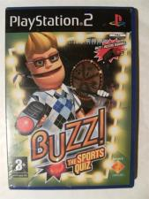 Buzz: The Sports Quiz (PS2 - EX+)