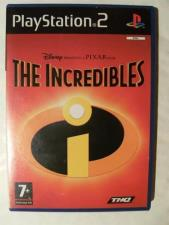 The Incredibles (PS2 - EX+)